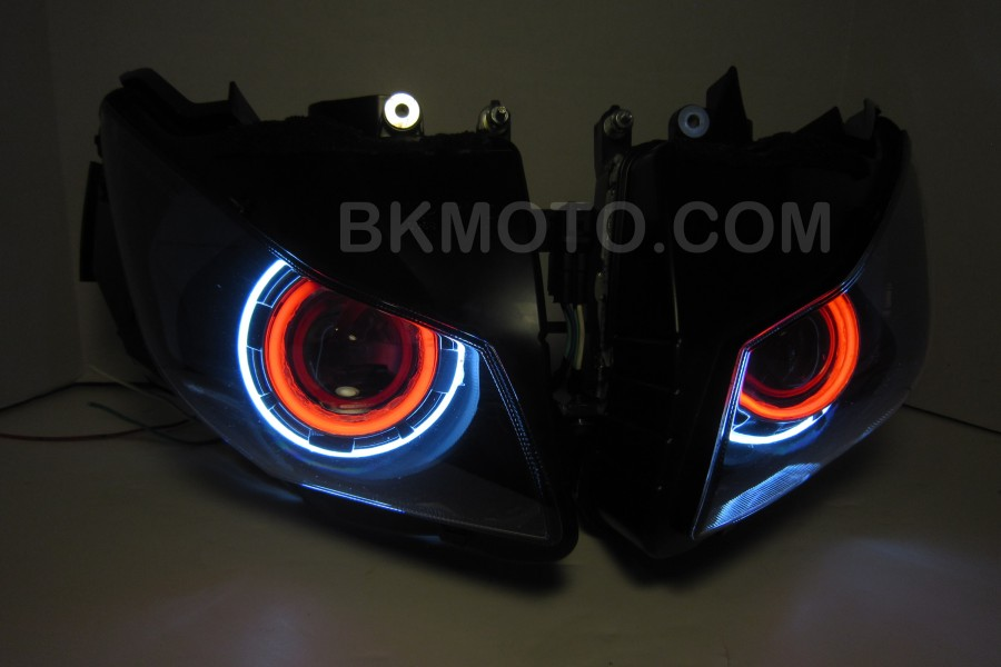 IMG_3497 900x600 2011 honda cbr 1000rr hid bixenon projector headlights kit with  at soozxer.org