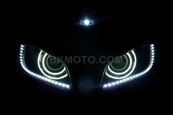 Xenon Angel Eyes From Bkmoto Coming Soon Page 5 Honda Cbr500r Forum Cb500f And Cb500x Forums