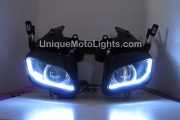 Flex LED strips 9.5 inches