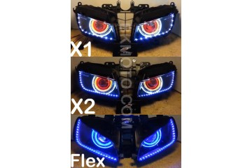 X2 Low Profile Side Emitting LED Strips