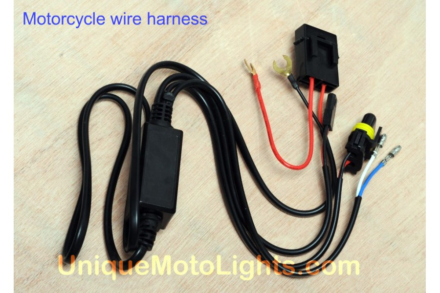 yaobaideng xianzu2 900x600 2008 kawasaki ninja 650 650r hid bixenon projector kit with angel Wiring Harness Diagram at soozxer.org
