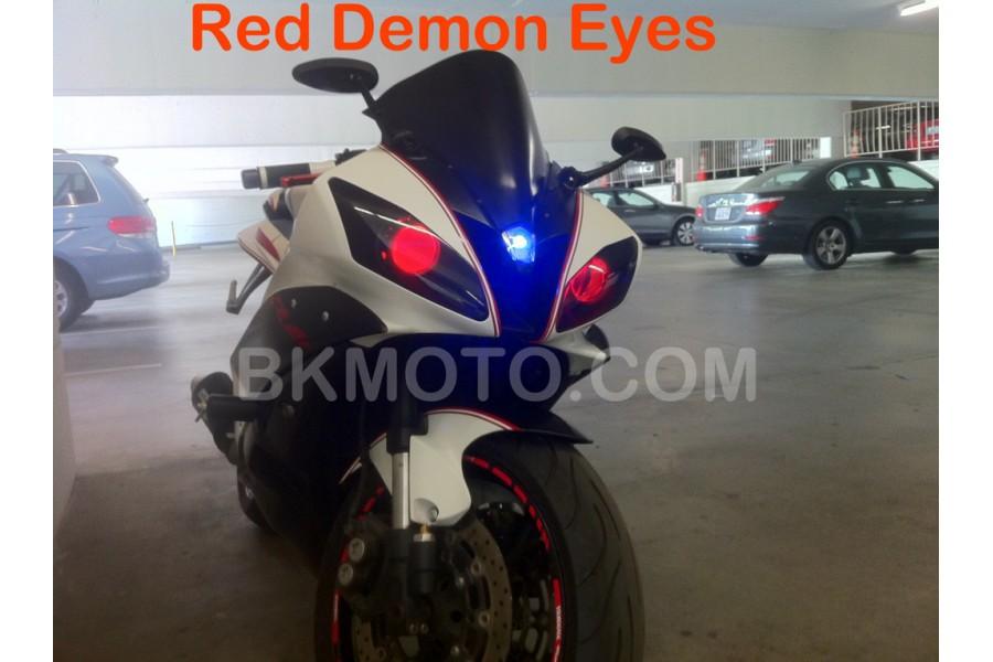 Hid Headlight Bulbs >> 2006 - 2016 Yamaha R6 R6R Projector headlight
