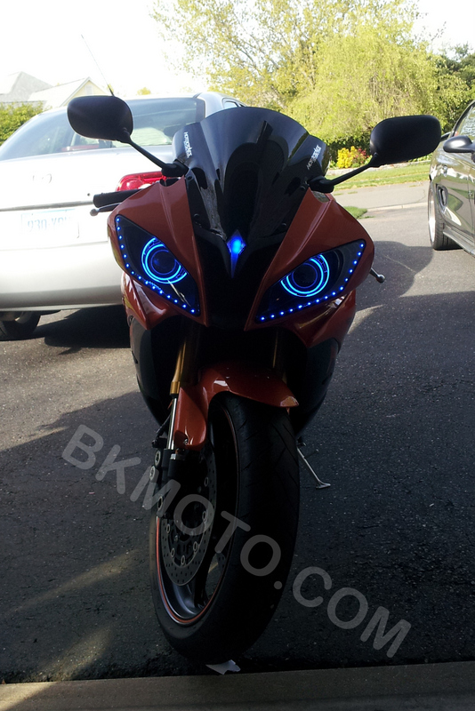 2006 2016 Yamaha R6 R6R Projector headlight